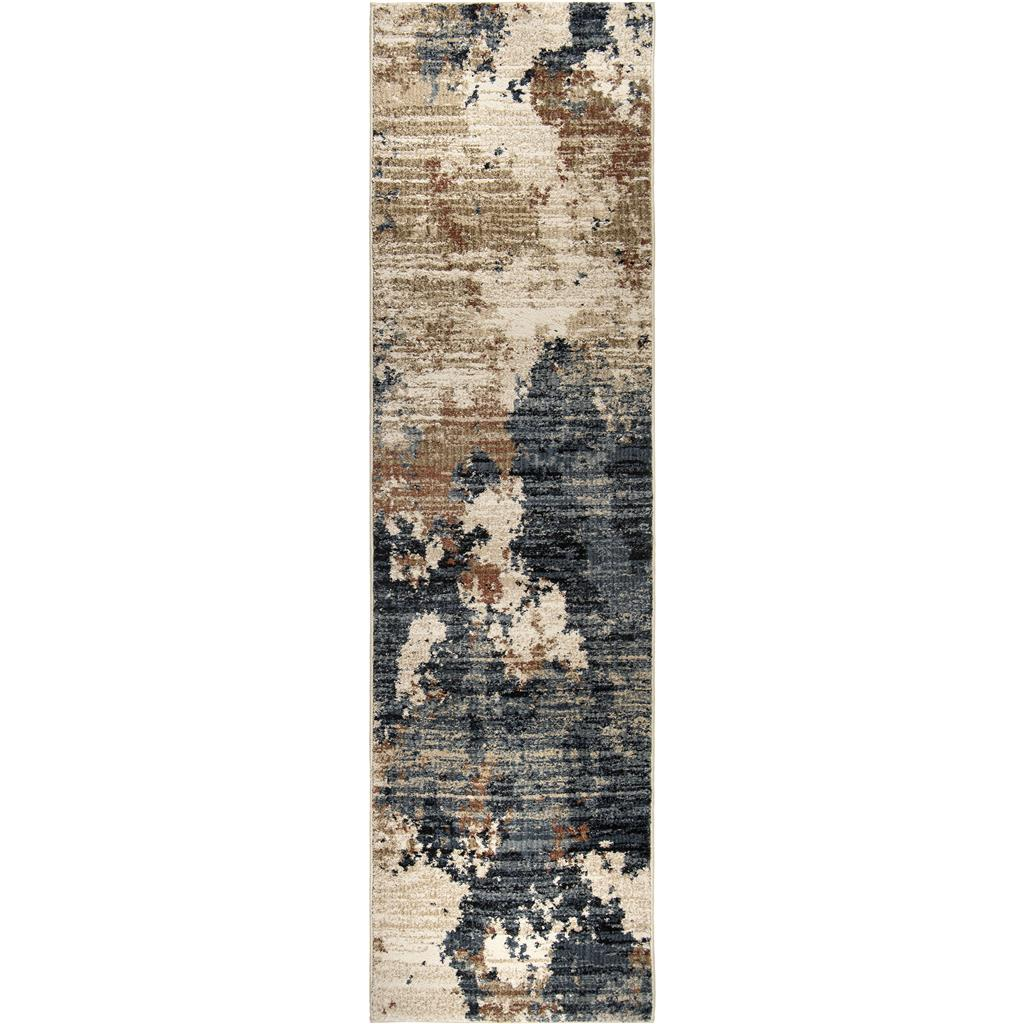 "8233 2X8 High Plains Blue 2'3""x8' Adagio"