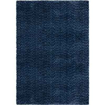 "8304 5X8 COTTON TAIL SOLID ROYAL 5'3"" x 7'6"""
