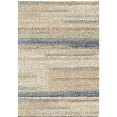 7017 5X8 MODERN MOTION MUTED BLUE 5x8 Mystical