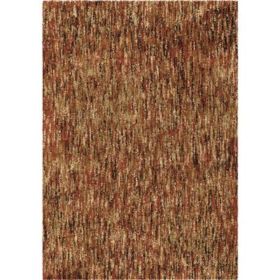 "4423 5x8 Multi Solid Red 5'3"" x  7'6"" Next Generation"