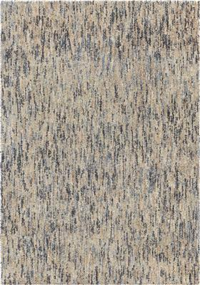 "4429 7X10 ""Multi-Solid Muted Blue 6'7"""" x 9'6"""""" Next Generation"